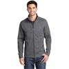F231 - Mens Digi Stripe Fleece Jacket-Black